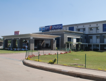 SIMS-SPARSH Centre for Accidents Bone & Joint Care