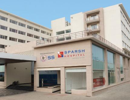 SS SPARSH Hospital