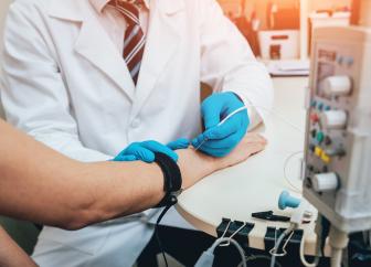 Nerve conduction studies and needle EMG